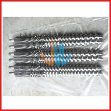 bimetallische Schnecke und Zylinder