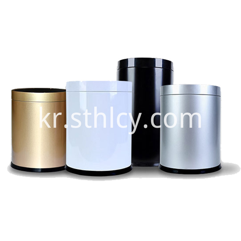 Electronic Sensor Stainless Steel Trash Can