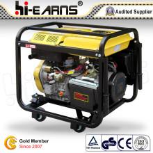 Générateur de soudage d'urgence refroidi par air (DG6000EW)