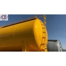 Breit 3-Achs-Öltanker-Auflieger