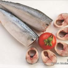 Frozen Seafood Pacific Mackerel Hgt Fish Brands Titus