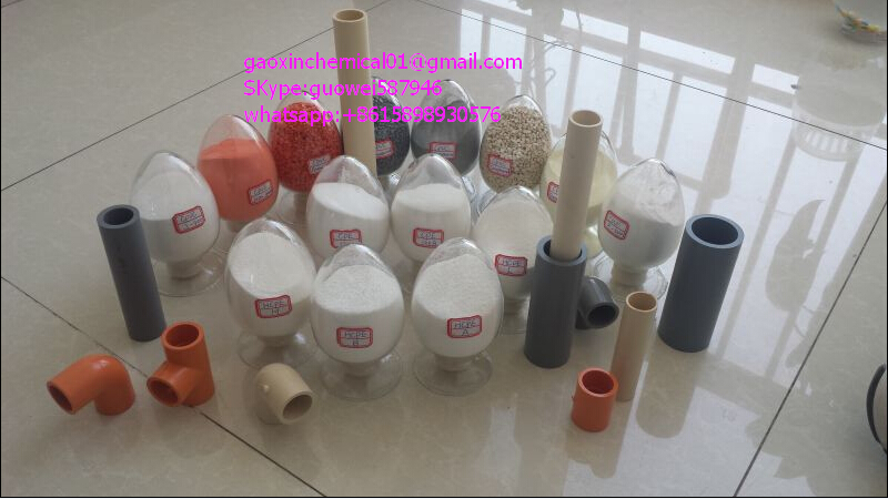CPVC Resin Tubo For Extrusion Type