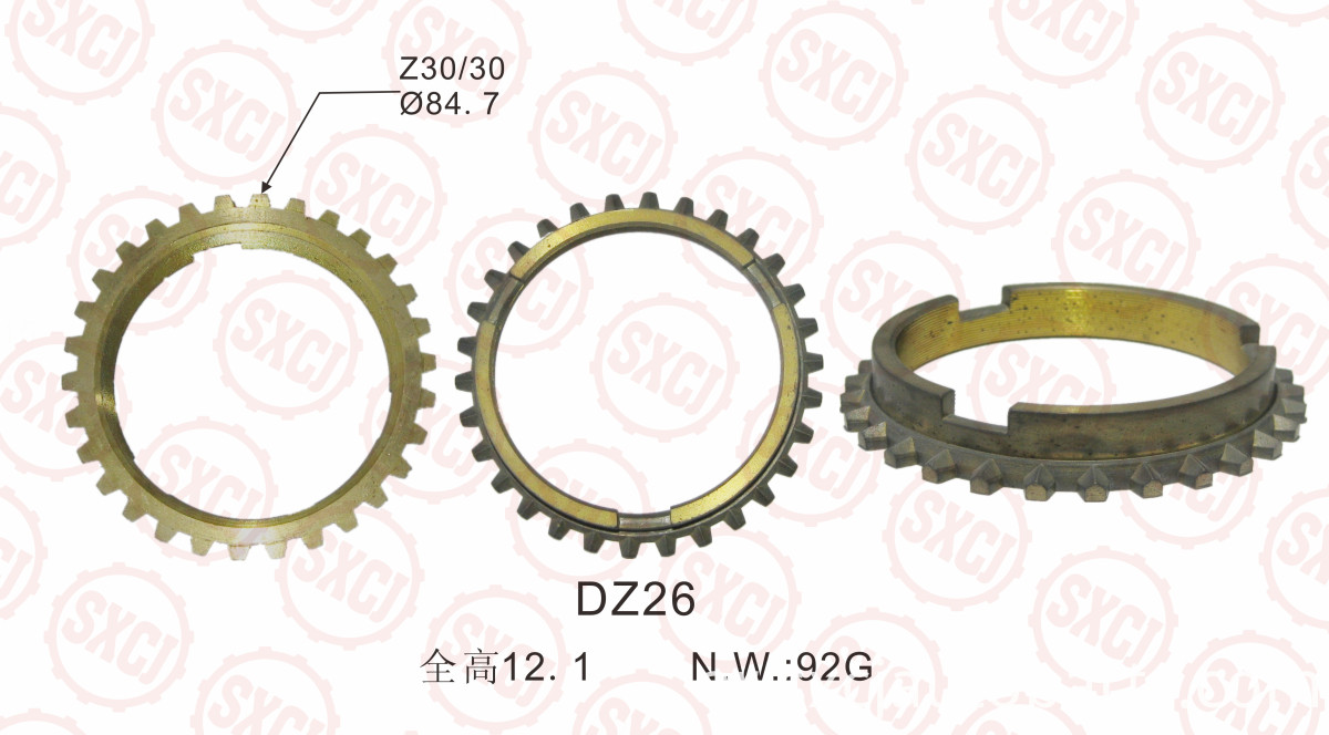 Three Sets Synchronize Ring