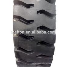 biais sur le pneu de route E4 18.00-25-36ply
