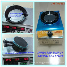 infra red single burner gas stove,gas cooker