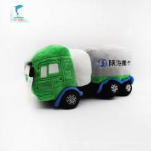 Peluches en peluche de camion en peluche jouets doux et câlins