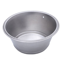 OEM factory custom deep drawing stamping service in stainless steel material