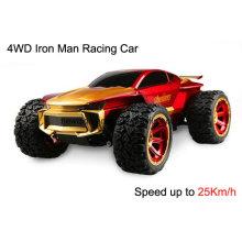 4WD R / C Marvel Los Vengadores Super Iron Man Racing modelo de coche RC