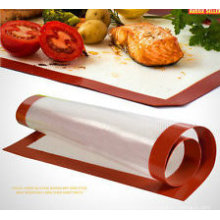 High Temperature Resistant Non-Stick Silicone Cookie Sheets