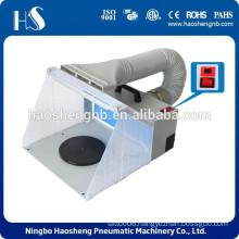 HS-E420DCLK Hseng hobby spray booth with light