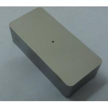 Carboneto de tungstênio para placa em branco com um furo no centro