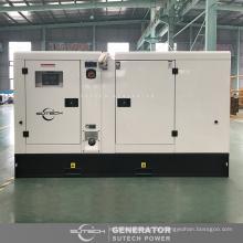 75 kva super leiser denyo Dieselgenerator, der durch CUMMINS Motor angetrieben wird