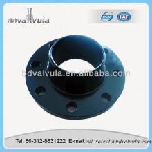 ANSI de baja presión DN50 brida de cuello de soldadura