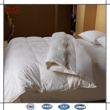 Microfiber Filling Economic 3 Star Hotel Used Duvets White Bed Comforter Set