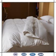 Наполнитель из микрофибры Экономичный 3-звездный отель Постельное бельё из белого белья