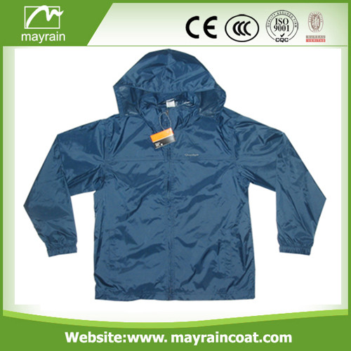 Bright Color Polyester Jacket