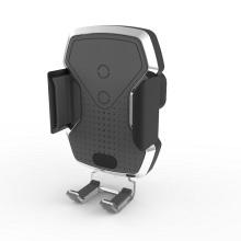cargador inalámbrico del soporte del teléfono del coche