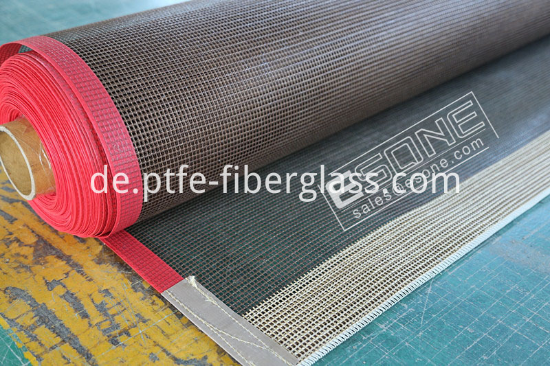 high quality PTFE mesh conbbeyor belt