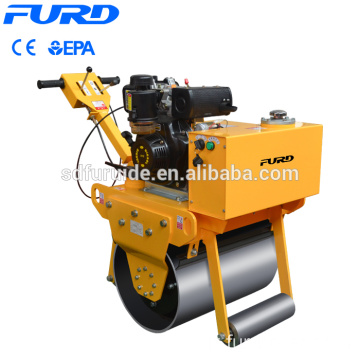 Furd Mini Single Steel Wheel Road Roller Series for Sale Mini Steel Wheel Road Roller