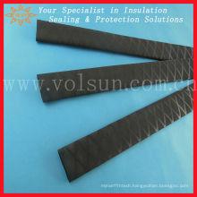 Black heat shrink tube for badminton pole