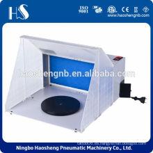 HS-E420 cabina portátil de extracción / spray de aerógrafo