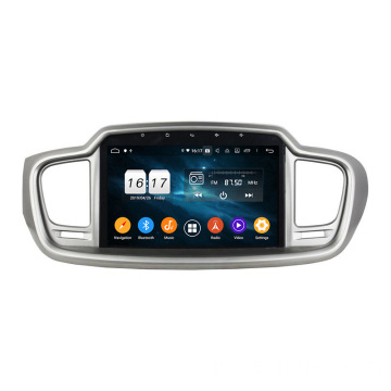 Sorento 2016 car multimedia android 9.0
