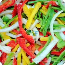 Qualité supérieure (Fajita Mix) de légumes IQF