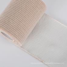 Bandage élastique en coton médical non tissé