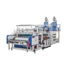 film soufflé de guangzhou double couche machine de film étirable de co-extrusion