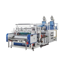 guangzhou blown film Double layer co-extrusion stretch film machine
