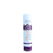 Offset cosmétique tubes emballage cosmétique emballage plastique blanc pour les soins de la peau