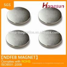 Фабрика прямые оптовые Спеченные Неодимовый магнит неодимовый N38