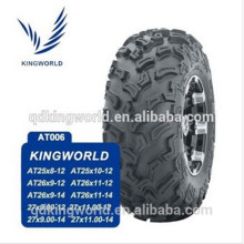 cheap adult electric atv tire 4*4