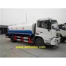Vehículos de tanque de agua de Dongfeng 9000L