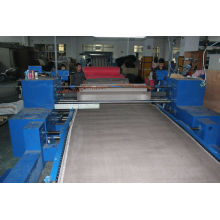 Fabric Rolling and Packing Machine