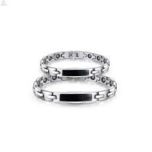 High quality allergy free bracelet,stainless steel lover bracelet