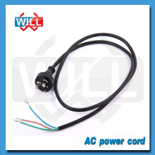 High quality SAA 10A 250V Australian plug open end power cord