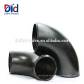 ANSI B16.9 120 Degree 135 15 Pipe 180 22.5 Carbon Steel 90 Deg Compression Sleeve Elbow