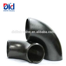 ANSI B16.9 120 Grad 135 15 Rohr 180 22,5 C-Stahl 90 Grad Kompressionsmanschettenbogen