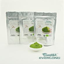 Matcha Super Pó de Chá Verde Estilo Japonês 100% Orgânico UE Nop Jas Certificado Small Order Disponível (MT 01)