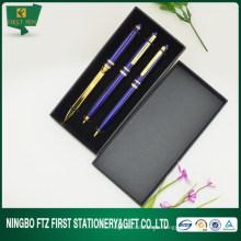 OEM 3pcs High-Quality Pen Classic Paper Pen Box