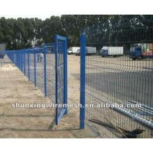 Powder Coated House Gates und Zaun Design