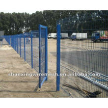 Powder Coated House Gates and Fence Design