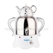 Sf-1901A Turkish Samovar, Electric Kettle, Tea Samovar