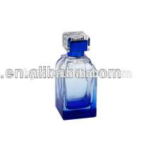 bouteilles de parfum en verre soufflé à la main