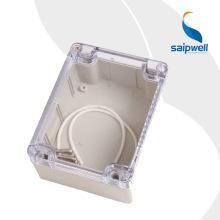 SP-F3-T 115 * 90 * 55mm Couvercle transparent IP65 Boîtier de jonction étanche Boîtier en plastique pour projet électronique