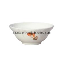 "100% Melamine Dinnerware -""Red Persimmon""Series Bowl/High-Grade Melamine Tableware (RP2049)"