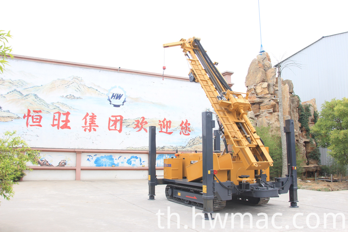 water well drilling rig uk