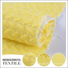 China custom Wholesale Comfortable garment fashion jacquard fabric