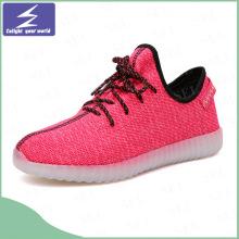 Hot Sell LED Schuhe mit 7 LED Farbe für Kinder und Erwachsene